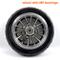 L-faster Ruota pneumatica da 8 Pollici con mozzo in Alluminio per Scooter E-twow Senza Cus...