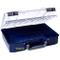 """Raaco 142786vano box""""Carrylite 203,2cm 4x 8–0con profilo a U in blu"""