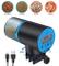 Focuspet Distributori Automatici di Cibo per Pesci, Batteria al Litio di Grande capacità A...