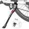 """Cavalletto Bici, Regolabile Alta qualità Alluminio Lega Cavalletto laterale per 24""""-27"""" mo..."""