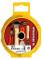 Betafence 161010 Bobine Brico, Zincato, 24 Pezzi, 50 mm, 1,00