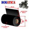 Ribbon 40x300 ink out - Nastro carbongrafico a base cera per stampa a trasferimento termic...