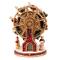 Youngsown Carillon Legno,Carillon Rotante,Carillon Ruota panoramica,Decorazione Natalizia