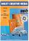 PPD A4 Carta Vinile Autoadesiva Lucida Per Stampanti A Getto D'Inchiostro Inkjet - Sticker...