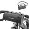 ROCKBROS Borsa Manubrio Impermeabile Bici MTB Monopattino Borsa Manubrio Anteriore Bicicle...
