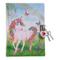Lucy Locket Diario unicorno magico (set scrittura, carta per lettere, diario segreto con l...