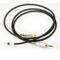 Cavo di ricambio audio per cuffie Sennheiser HD4.40, HD 4.40 BT, HD4.50, HD 4.50 BTNC, HD4...