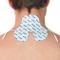 Elettrodo pad per il collo perfetto per il dolore alla cervicale - terapia TENS e EMS - ax...