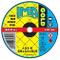 DISCO DA TAGLIO FERRO CENTRO DEPRESSO MM. 230X3,2X22,23 068281 AZIMUTSHOP