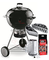 Barbecue a Carbonella Promo Kit Master-Touch GBS Ø 57 CM 14501004C03 WEBER