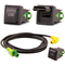 Adapter Universe, adattatore USB per autoradio, con cavo adattatore per autoradio, colore...