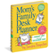Mom's Family 17-Month 2019-2020 Planner: Includes Stickers