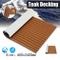 MASO 60 × 240 cm schiuma sintetica EVA Yacht Teak pavimento marino pavimento antiscivolo r...