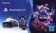 PlayStation 4 Virtual Reality + Camera + VR Worlds Voucher [neue PSVR Version] [Edizione:...