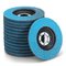 Premium disco lamellare Z-Coat pezzi 10 pezzi │ Ø 115 mm │ grana 60 │ per metallo, acciaio...