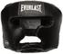 Everlast, Protezione Completa per la Testa, da Adulti, per Boxe 350CE in Pelle, Unisex, B...
