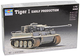 Faller Trumpeter 07242 - Modellino da Costruire, Carro Armato Pesante Tiger 1, in Scala 1:...