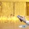 Tenda Luminosa, 3m x 3m 300 Luci LED USB Filo di Rame, Telecomando Luci Tenda Luminosa Pro...