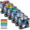 Nastro per Etichette Fimax Compatibile In sostituzione di Dymo S0720530 45013 45010 45016...