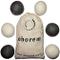 Oborem Palline Asciugatrice Eco di Pura Lana dalla Nuova Zelanda, Adatte A Bucato Bianco E...