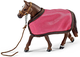 Schleich 42167 - Coperta per Cavallo con Cavezza