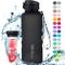 """720°DGREE Bottiglia d'Acqua """"uberBottle"""" - 1500ml +Infusore, Tritan Senza-BPA, Prova di Pe..."""
