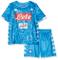 SSC Napoli Milik 2018/2019, Kit Gara Bambino, Azzurro, 14