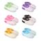 GHB 6 x Calzini per Bambini Calzini Antiscivolo Cotone 6 Colori per 8 - 38 Mesi Neonati e...