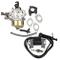 Ouyfilters confezione di carburatore bobina di accensione con candela per GX340 GX390 11HP...