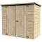 Decor et Jardin Box Sistemazione Legno Bike Box 12 mm 193x98xh161 cm