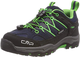 CMP Kids Rigel Low Trekking Shoe WP, Scarpe da Arrampicata Basse Unisex-Bambini, Blu (B.Bl...