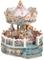 Musicbox World Parure di Gioielli, Multicolore, Small