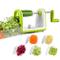 Bonsenkitchen Spiralizzatore, Spiralizer per Verdure Affettatrice di Verdure con 5 Lame, Z...