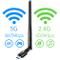 Cudy AC1300 Mbps Adattatore Antenna WiFi USB 3.0 per PC, Adattatore USB WiFi, 5Ghz / 2.4Gh...