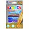 CARIOCA TEMPERELLO METALLIC | 42674 - Tempere Solide in Stick, Colori Assortiti Brillanti...