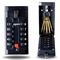 Defender - Cassaforte da parete per chiavi, con combinazione a pulsanti, per esterni, mont...