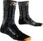 X-Socks Trekking Merino Limited, Calze Uomo, Grigio/Nero, 39/41