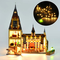 BouBou Kit Luci A Led Solo Per Giocattoli Lego 75954 Tower Castle Great Hall