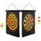 Cozywind Freccette magnetiche da 15 Pollici a Doppio Lato con 6 Pezzi di Freccette Home Of...