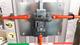 kit sicurezza per basculante/garage serratura cilindro a profilo europeo, 4 punti di chius...