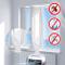 NASUM Guarnizione Universale per Finestre per Condizionatore Portatile, Adatto per Condizi...