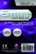 100 Sleeves Sapphire USA 56x87 Bustine Protettive x Giochi da Tavolo