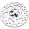 myBESTscooter - Sostituzione Disco 120mm per unità Freno Xiaomi M365 PRO