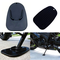 3pcs moto cavalletto laterale piastra comando supporto cuscino Pad base, pratico portatile...