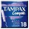 Tampax Compak Lite, 18 tamponi