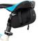 Demiawaking Sacchetto di Sella di Immagazzinaggio Impermeabile della Bici Tasca Posteriore...