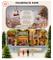 Mini kit per case di bambole Tin Box Serie Teatro - CUTE ROOM Mobili artigianali in legno...