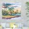 Ars-Bavaria - Tappeto da parete, motivo mandala indiano, per camera da letto, soggiorno, d...