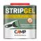 Camp STRIP GEL, Sverniciatore professionale in gel per legno, ferro e muro, Elimina vernic...