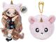 Na! Na! Na! Surprise Pom Doll Assortment Bambola con Pompon Serie 1, Multicolore, 565987